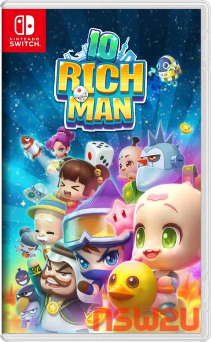 RichMan 10  Switch NSP XCI