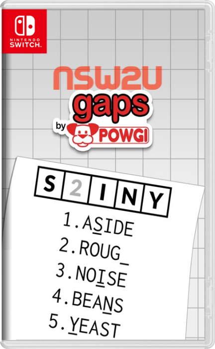 Gaps by POWGI Switch NSP XCI