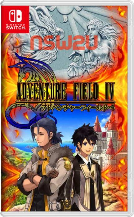Adventure Field 4 Switch NSP XCI