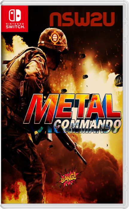 Metal Commando Switch NSP XCI