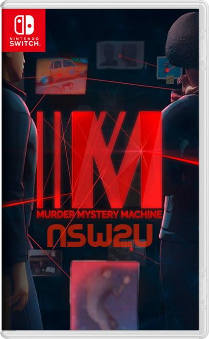 Murder Mystery Machine Switch NSP XCI NSZ