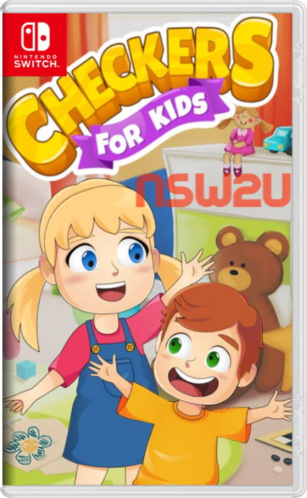 Checkers for Kids Switch NSP XCI