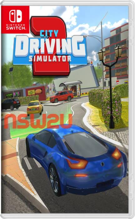 City Driving Simulator 2 Switch NSP XCI