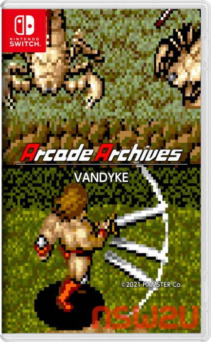 Arcade Archives VANDYKE Switch NSP XCI