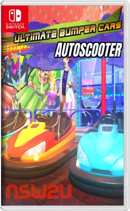 Ultimate Bumper Cars: Dodgems Switch NSP XCI