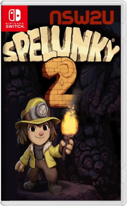 Spelunky 2 Switch NSP XCI NSZ
