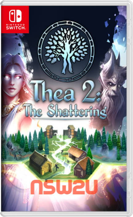 Thea 2: The Shattering Switch NSP XCI