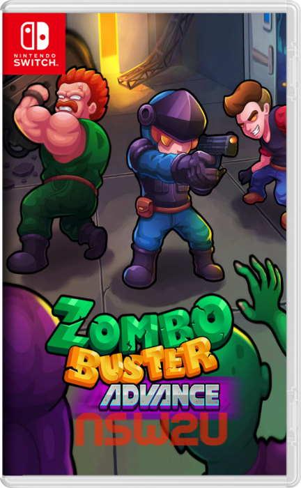 Zombo Buster Advance Switch NSP XCI