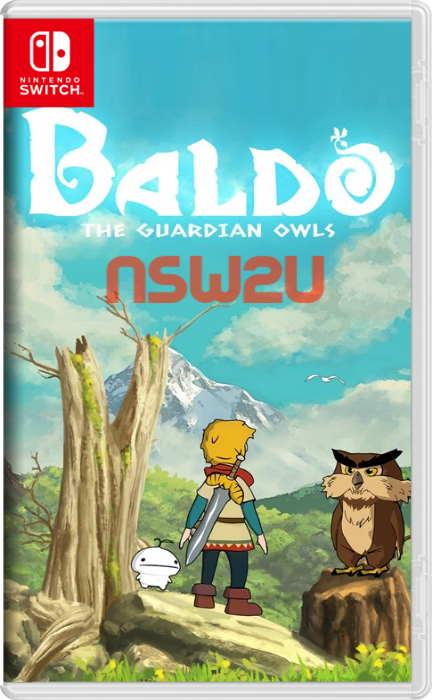 Baldo The guardian owls Switch NSP XCI