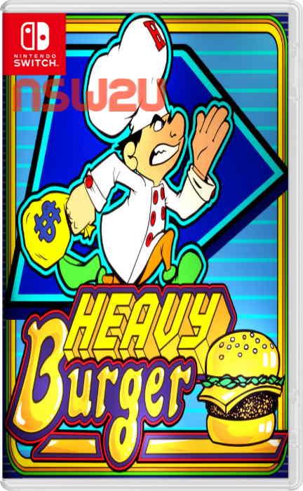 Johnny Turbo's Arcade: Heavy Burger Switch NSP XCI