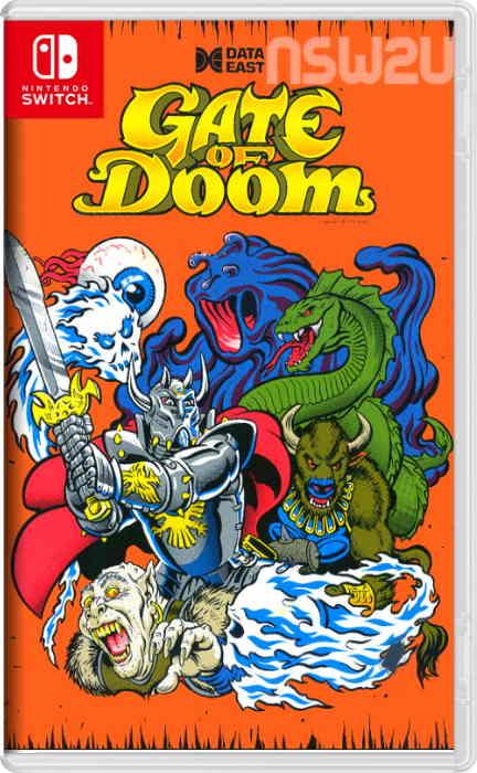 Johnny Turbo's Arcade: Gate Of Doom Switch NSP XCI