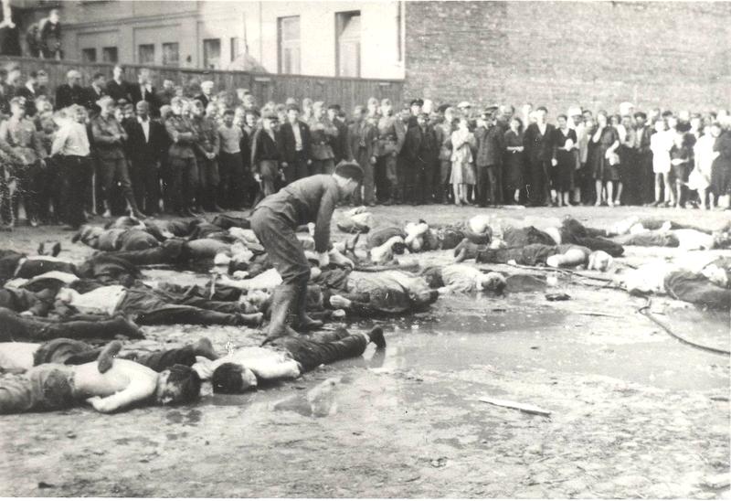 еврейский погром в Каунасе