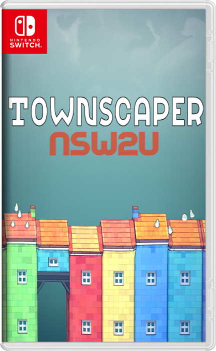 Townscaper Switch NSP XCI