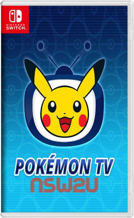 Pokémon TV Switch NSP XCI
