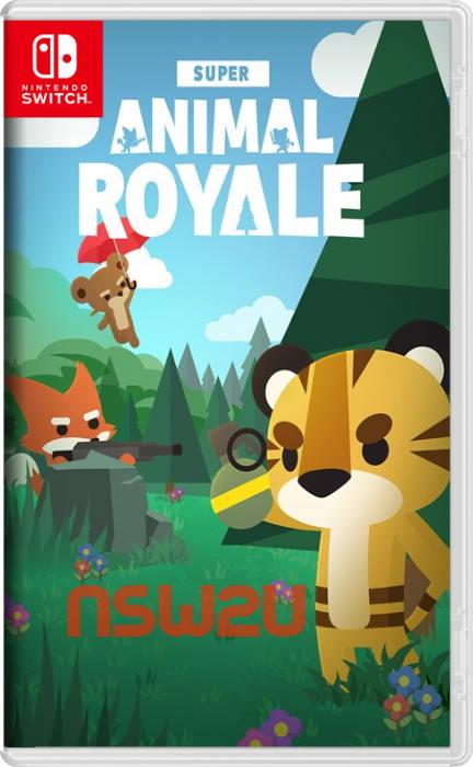 Super Animal Royale Switch NSP XCI