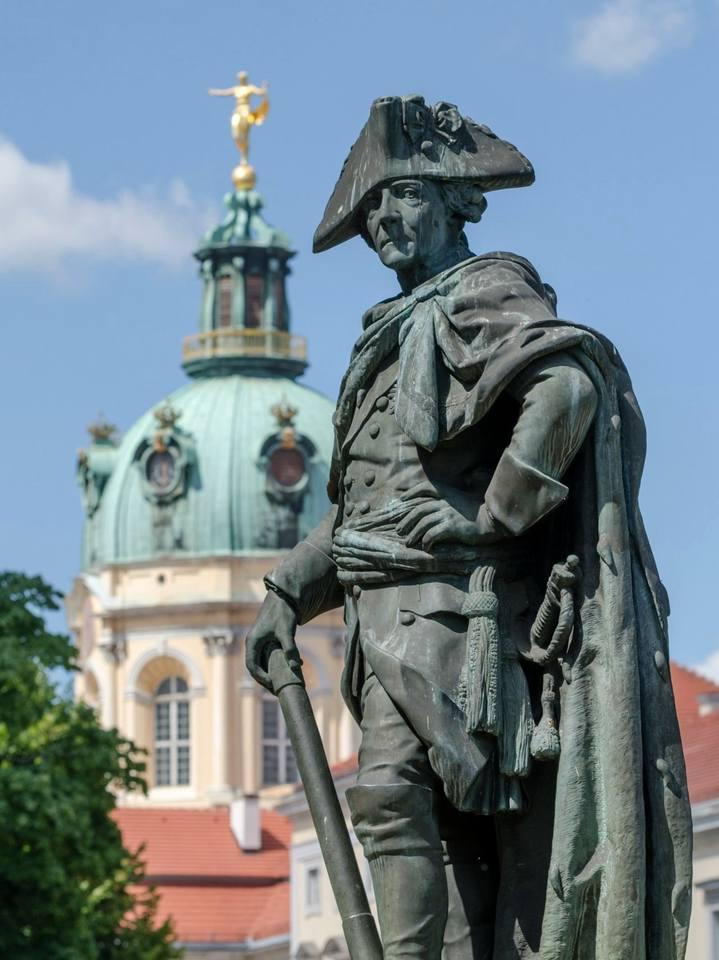 король Пруссии Фридрих II
