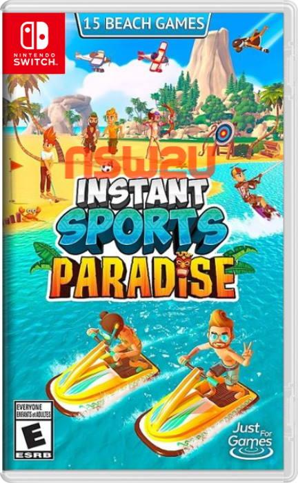 Instant Sport Paradise Switch NSP XCI