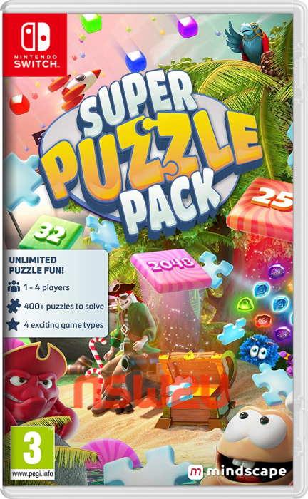 Super Puzzle Pack Switch NSP XCI