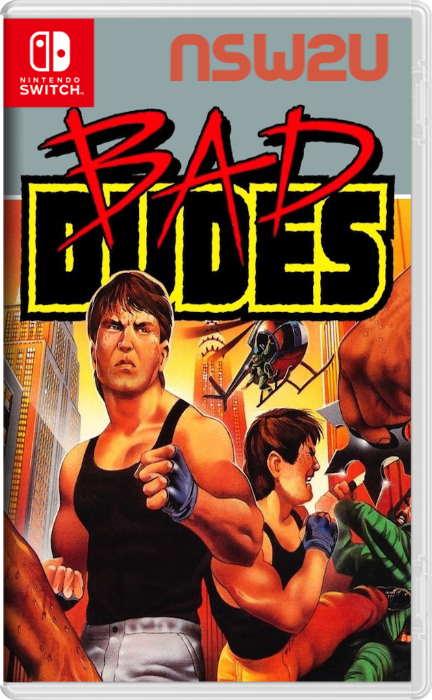 Johnny Turbo's Arcade: Bad Dudes Switch NSP XCI