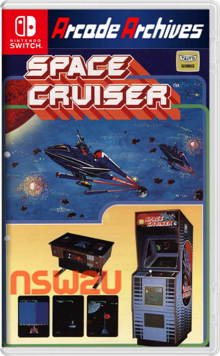 Arcade Archives SPACE CRUISER Switch NSP XCI