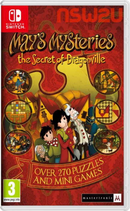 May's Mysteries: The Secret of Dragonville Switch NSP XCI