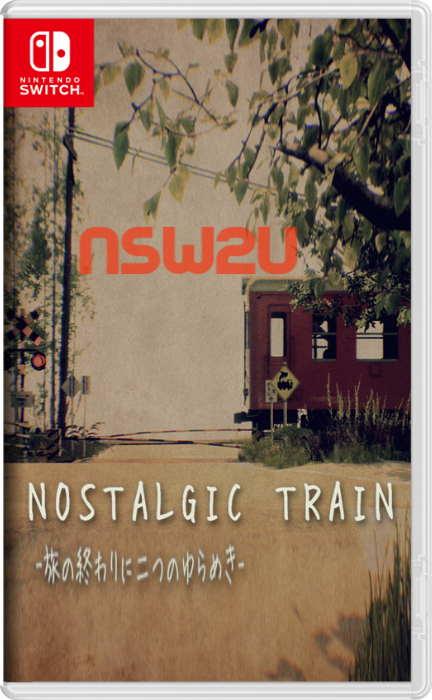 NOSTALGIC TRAIN Switch NSP XCI