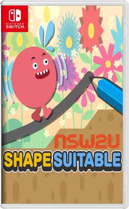 SHAPE SUITABLE Switch NSP XCI