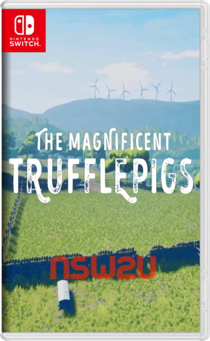 The Magnificent Trufflepigs Switch NSP XCI