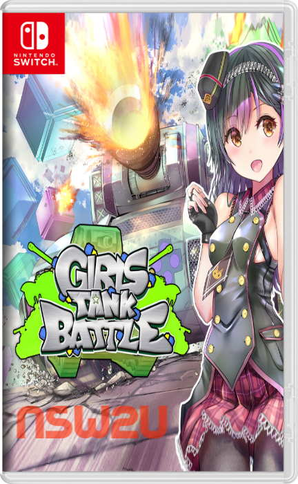 Girls Tank Battle Switch NSP XCI