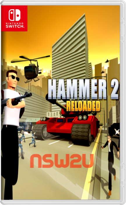 Hammer 2 Reloaded Switch NSP XCI