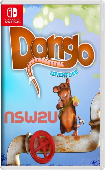 Dongo Adventure Switch NSP XCI