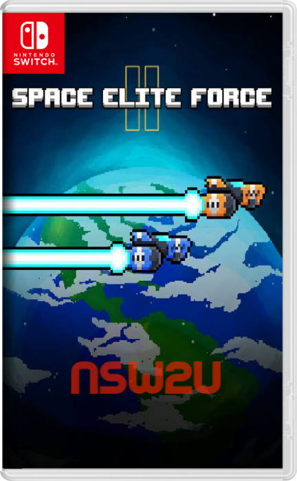 Space Elite Force 2 Switch NSP XCI