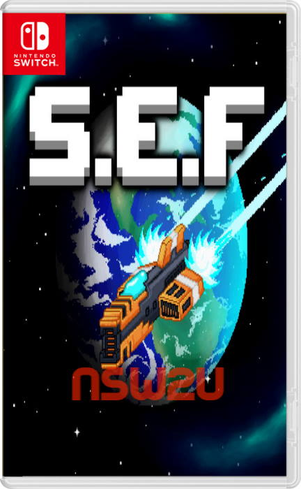 Space Elite Force Switch NSP XCI