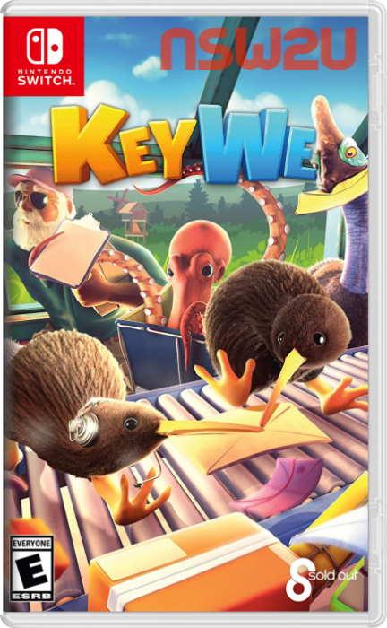KeyWe Switch NSP XCI NSZ