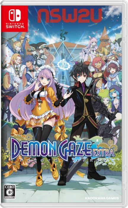 Demon Gaze EXTRA Switch NSP XCI NSZ