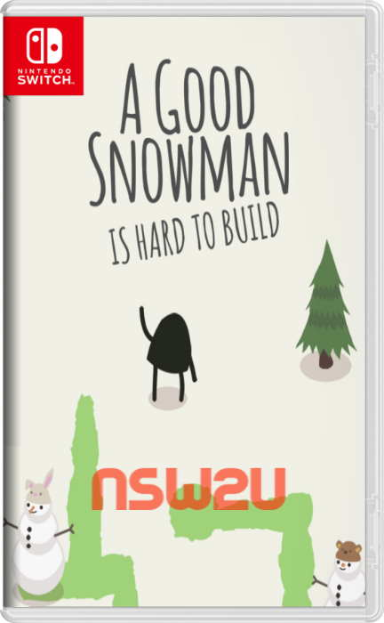 A Good Snowman is Hard to Build Switch NSP XCI NSZ