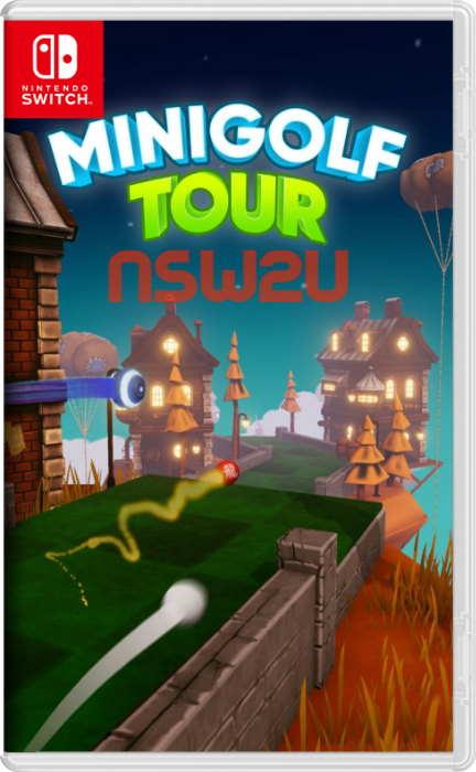 MiniGolf Tour Switch NSP