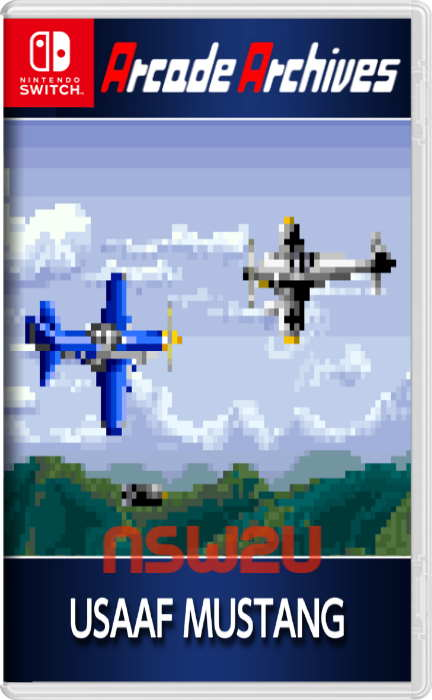 Arcade Archives USAAF MUSTANG Switch NSP