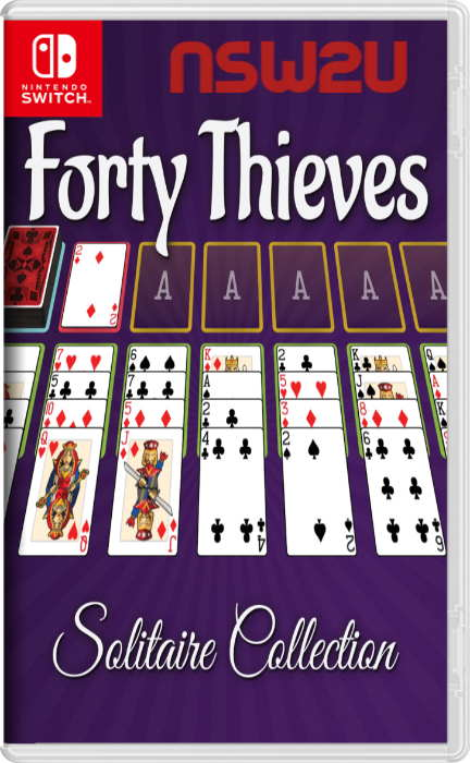 Forty Thieves Solitaire Collection Switch NSP