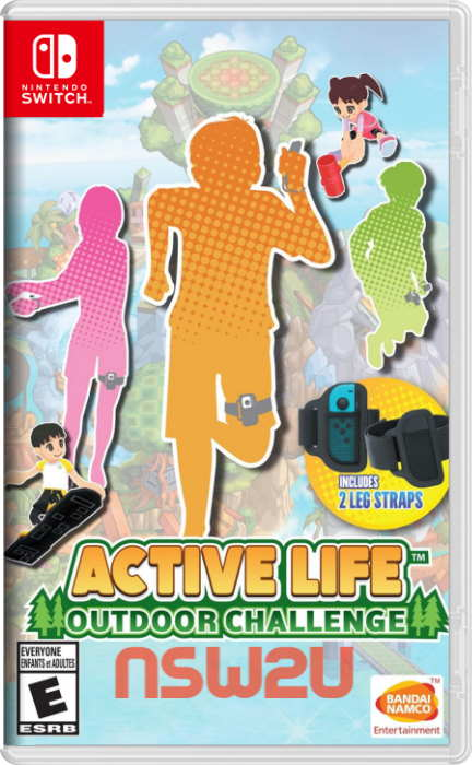 ACTIVE LIFE Outdoor Challenge Switch NSP XCI NSZ