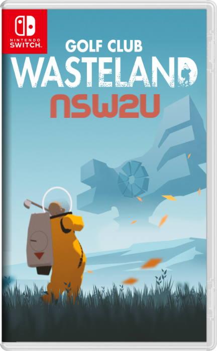 Golf Club Wasteland Switch NSP
