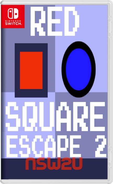 Red Square Escape 2 Switch NSP XCI NSZ eShop