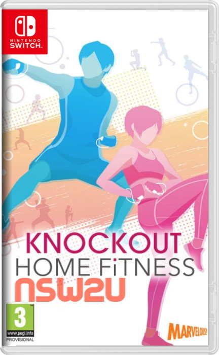 Knockout Home Fitness Switch NSP XCI NSZ