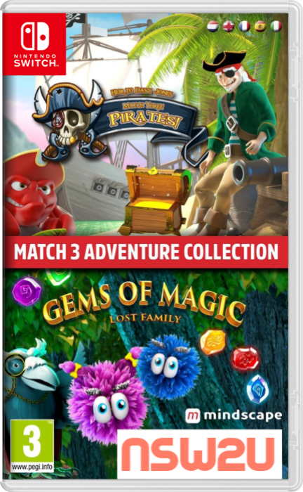 Match 3 Adventure Collection Switch NSP XCI NSZ