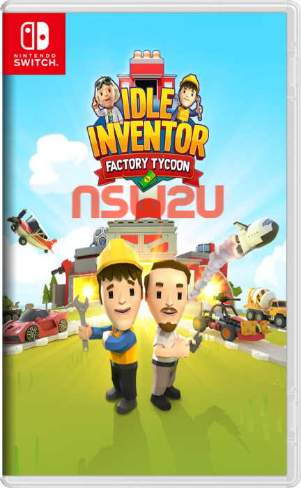 Idle Inventor – Factory Tycoon Switch NSP XCI NSZ