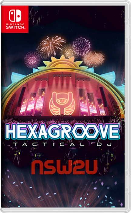 Hexagroove: Tactical DJ Switch NSP XCI