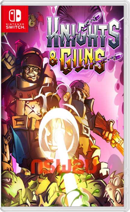 Knights & Guns Switch NSP XCI NSZ