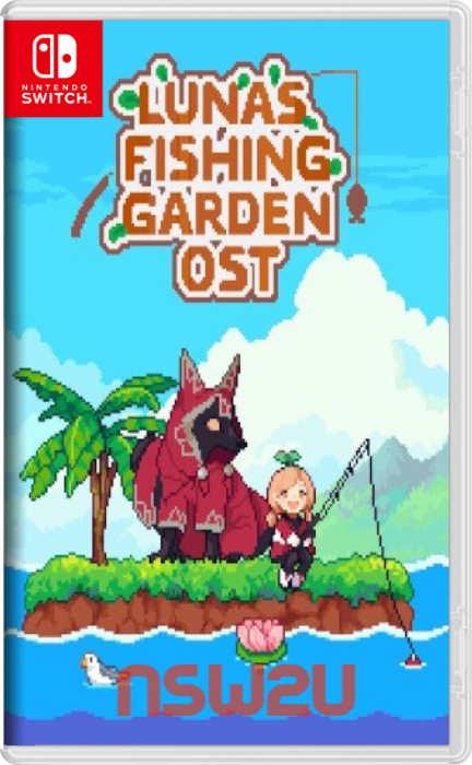 Luna's Fishing Garden Switch NSP XCI NSZ