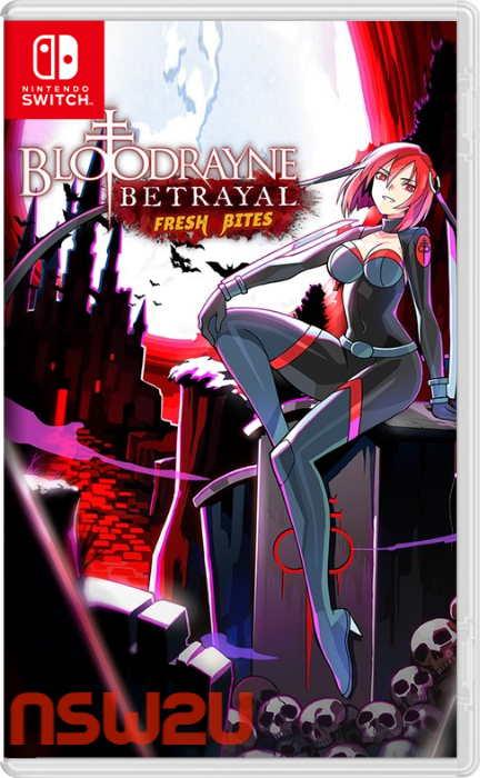 BloodRayne Betrayal: Fresh Bites Switch NSP XCI NSZ eshop