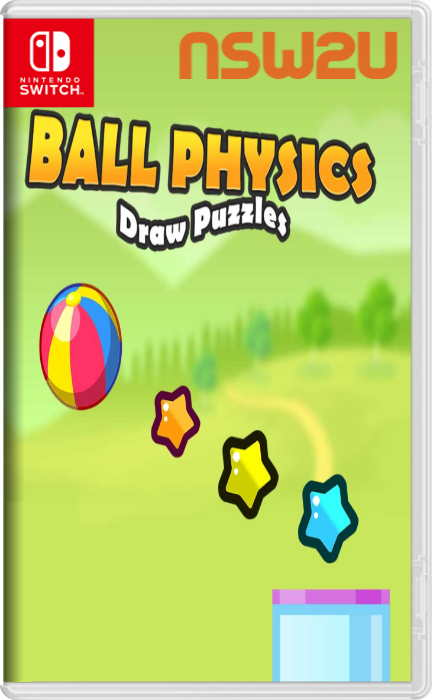 Ball Physics Draw Puzzles Switch NSP